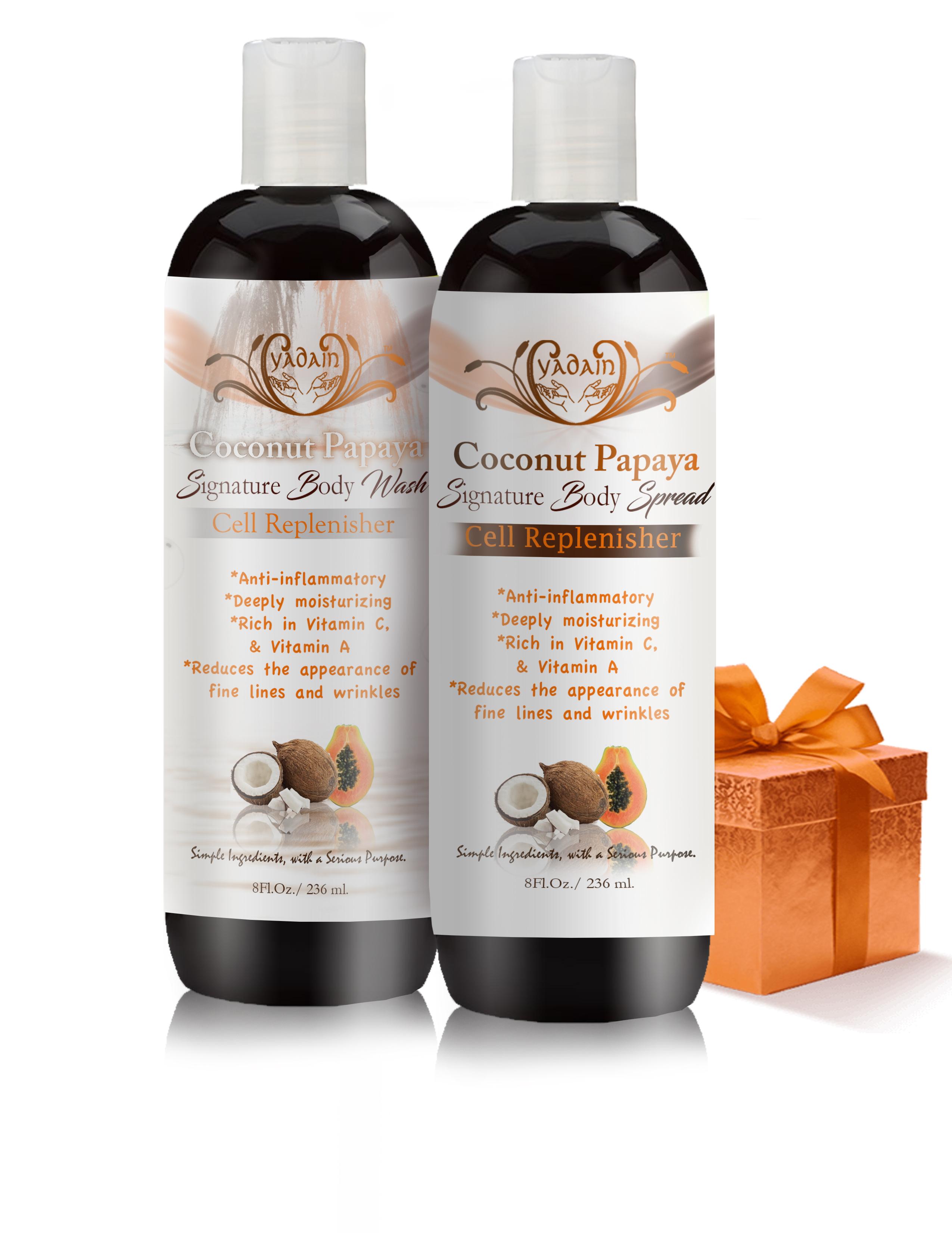 coconut papaya lotion and wash web pic