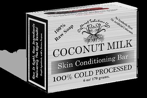 Coconut Milk Raw Soap