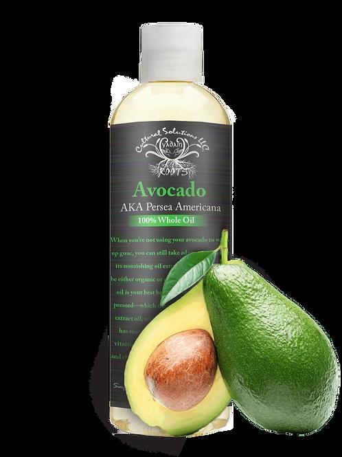Avocado Whole Oil 8oz.