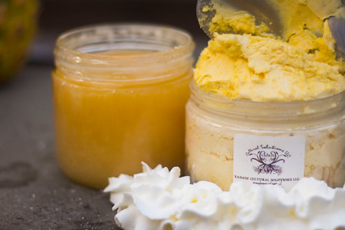 Milk & Honey Whipped Butter 8oz.