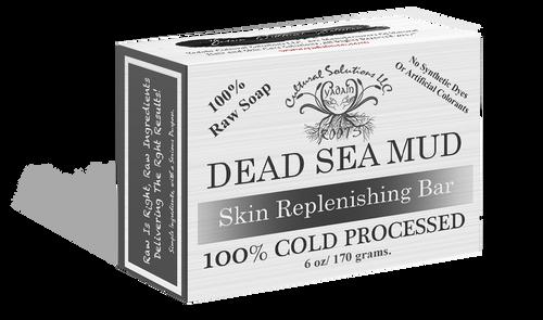 Raw Dead Sea Mud Skin Replenisher Bar