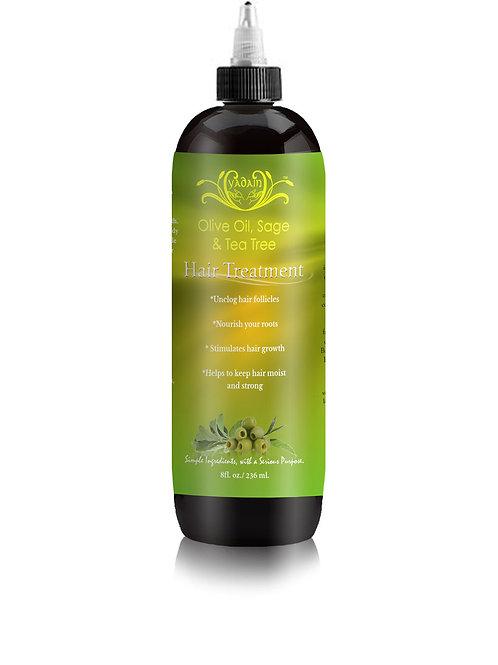 Olive Oil & Sage & Tea Tree Hair Treatment