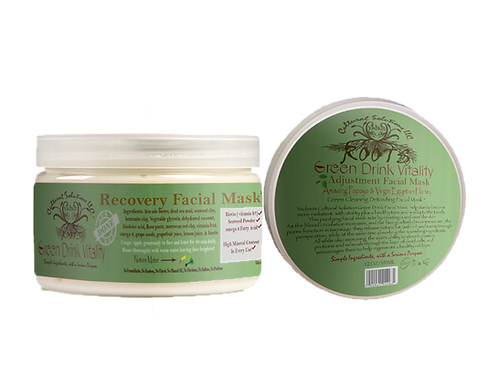 Green Drink Vitality Facial Mask