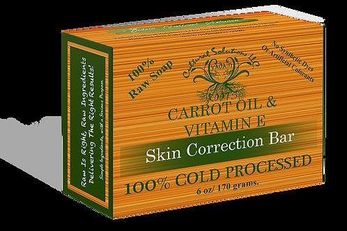 Carrot oil & Vitamin E Skin Replinisher & Tightner