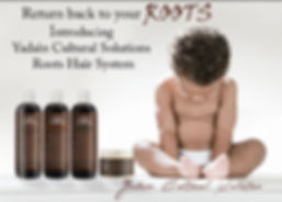Introducing Roots Product Lin By Yadain Cultural Solutions