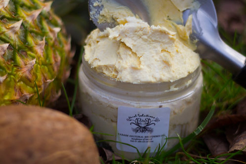 Specialty Whipped Butter: LOTTA COLADA (8oz)