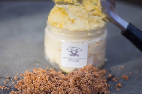 Specialty Whipped Butter: BROWN SUGAR (8oz)