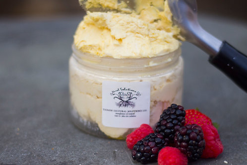 Specialty Whipped Butter: BERRY SEDUCTIVE (8oz)