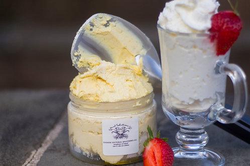 Specialty Whipped Butter: PINK MILKSHAKE (8oz)