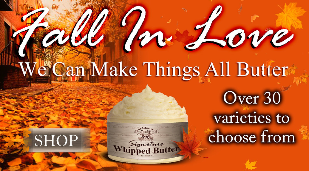 Signature Whipped Butters