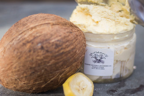 Jamaican Butter Whipped Butter 8oz.