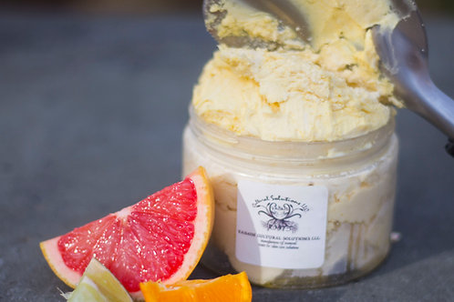 Specialty Whipped Butter: CITRUS BURST (8oz)