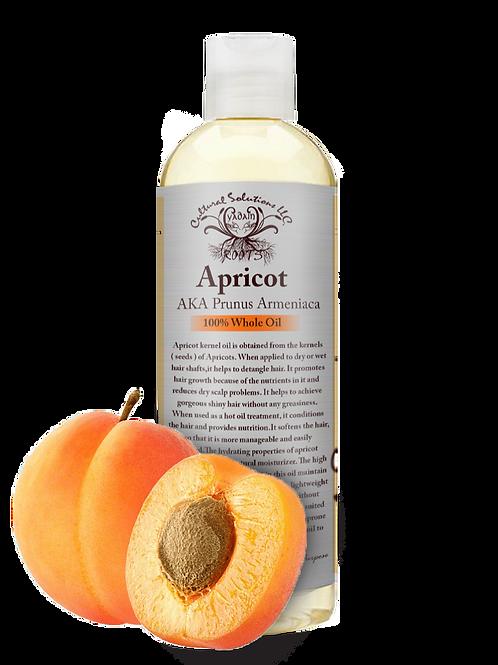 Apricot Whole Oil 8oz.