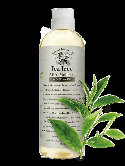 Tea Tree 100% Whole Oil (8oz)