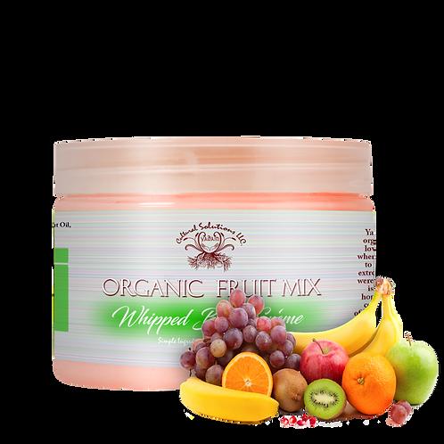 Organic Fruit Mix Whipped Body Créme
