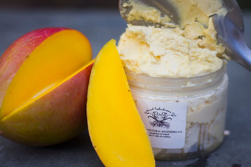 Specialty Whipped Butter: MANGO BUTTER (8oz)