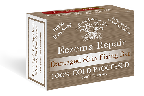 Eczema Repair Raw Signature Soap