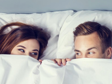 Married Couples' New Year's Resolution # 1: More Intimacy