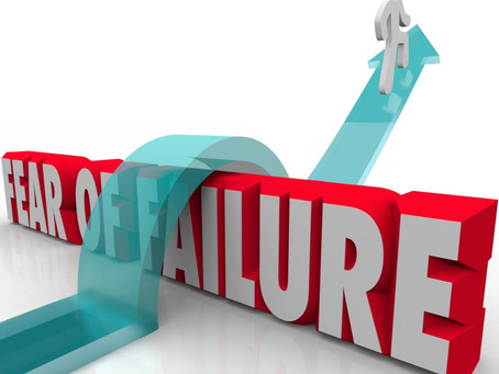 Failure: The experience you need to move forward