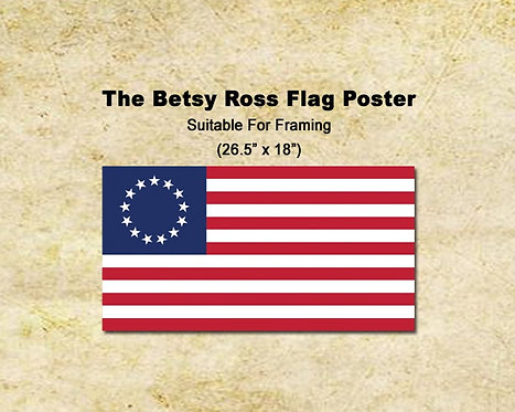 [Package] FREE Betsy Ross Flag Poster