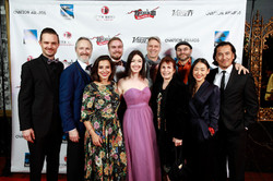 Grail Project at the Ovation Awards 2019