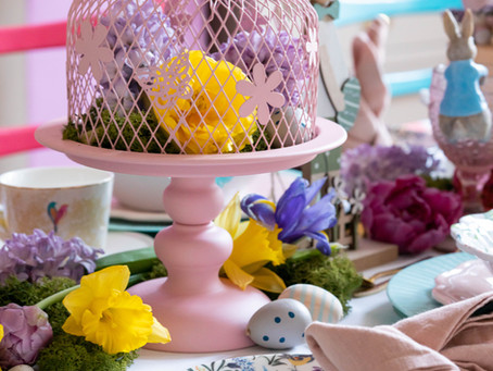 3 looks for your Easter decor