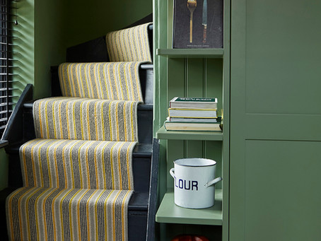 A quirky home in London full of character and colour