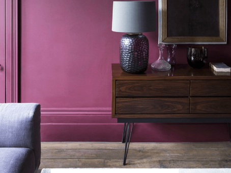 How to decorate with skirting