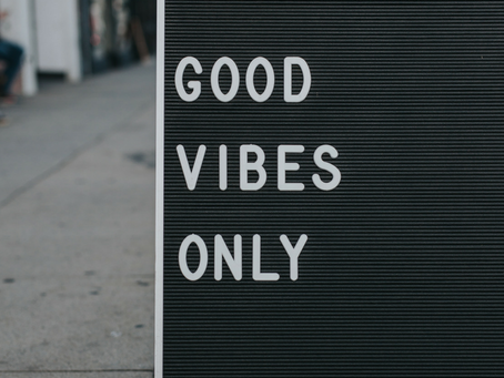 Fill your home with positivity