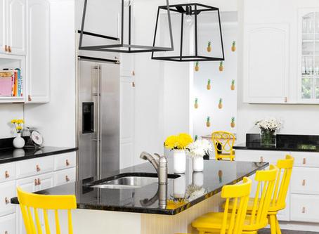 Using yellow in interiors the smart way