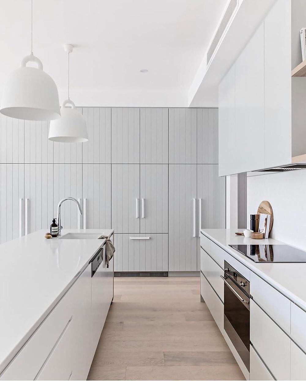 20 White Kitchen Design Ideas white cabinets in kitchen