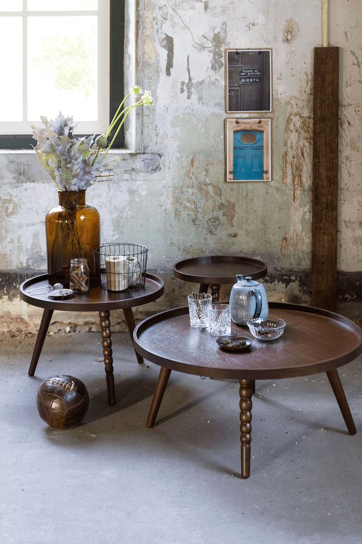 Dutchbone Arabica coffee table styling ideas