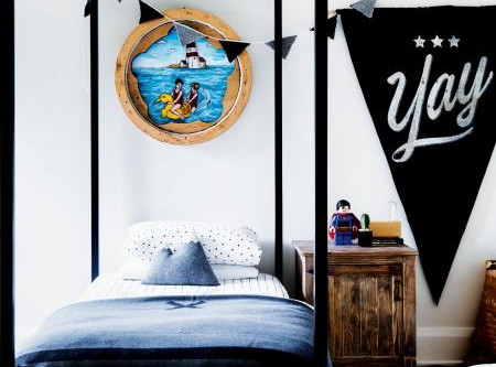 Beautiful Kids Rooms for August '17