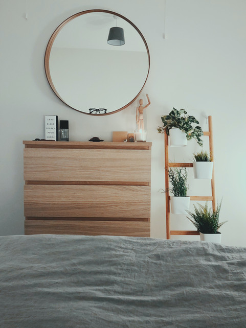 How to make a room feel BIGGER