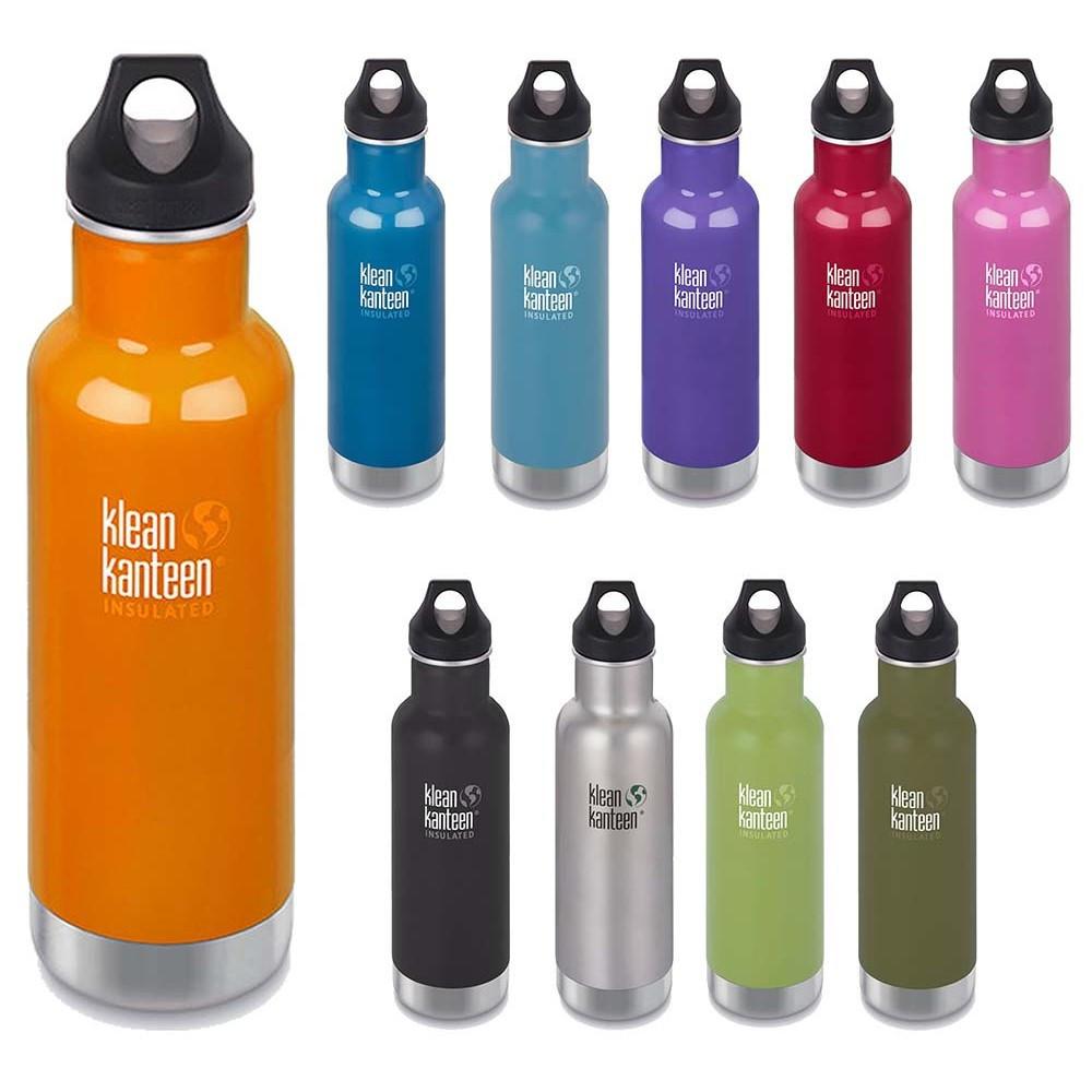 Klein kanteen reusable water bottles