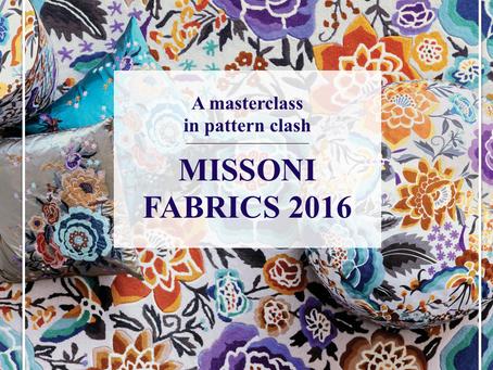A masterclass in pattern clash - MISSONI