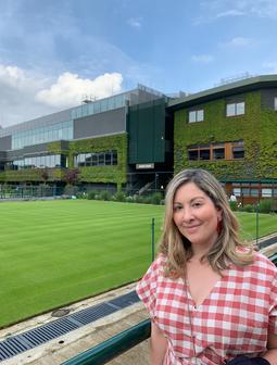 Wimbledon 2019 - Ευγενια Γιαννουλοπουλου