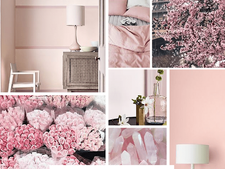 Little Greene Pink Collection