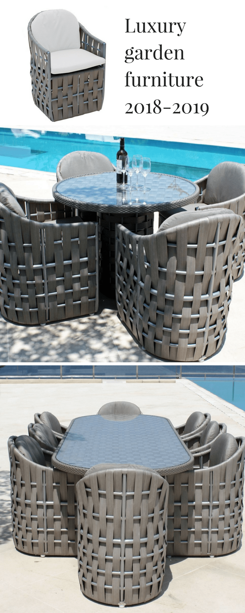 Skyline luxury outdoors furniture