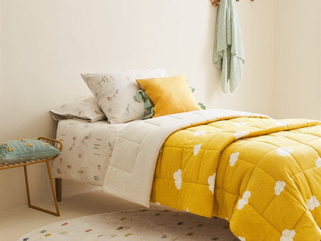 Boy or Girl Bedroom Decor for Autumn Winter 2020-2021