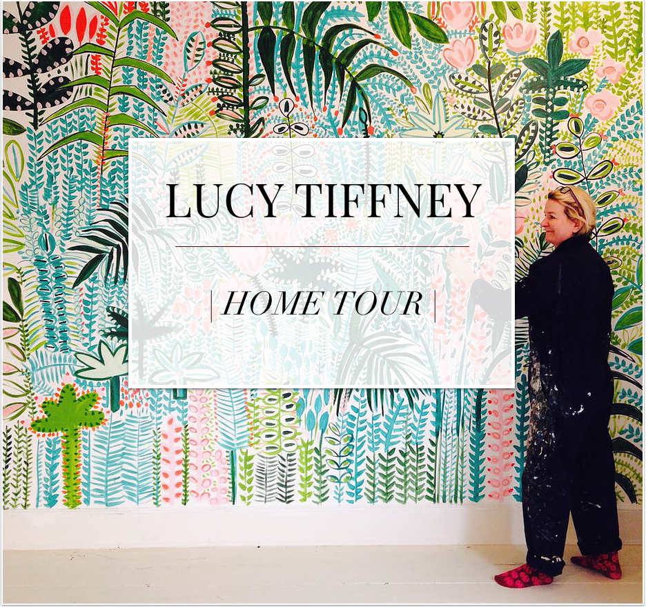 Home Tour Lucy Tiffney From Gidc