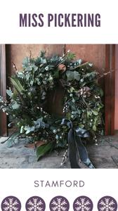 Miss Pickering Christmas Wreath