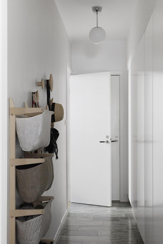 Scandinavian interior design hallway decor ideas