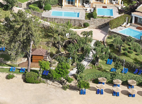 Hotel Review: Grecotel EVA PALACE, Corfu, Greece