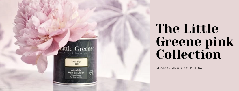 The Little Greene Pink Collection