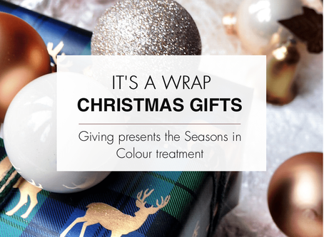 It's a wrap! Christmas gifts with M&S