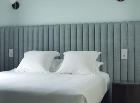 DESIGN + TRAVEL: Hotel Bachaumont, Hotel Vernet