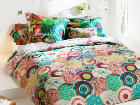 Summer bedding by Desigual