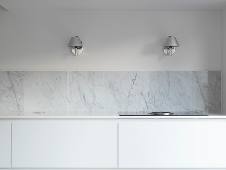 How to care for Carrara marble worktops