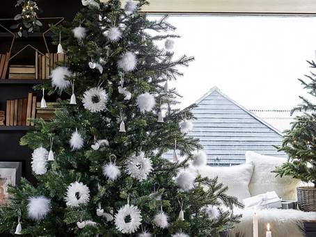 Lessons in Christmas Style from The White Company